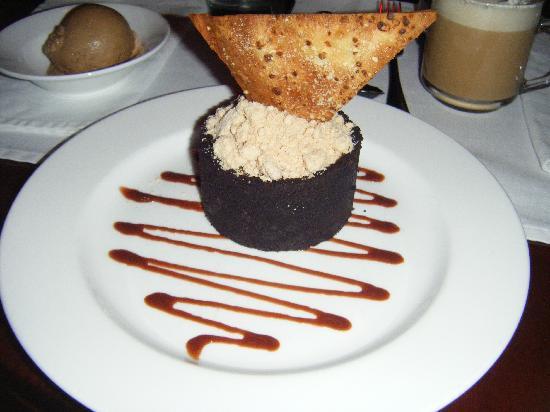 Best Dessert In Tampa  upstairs dessert rooms Picture of Bern s Steak House