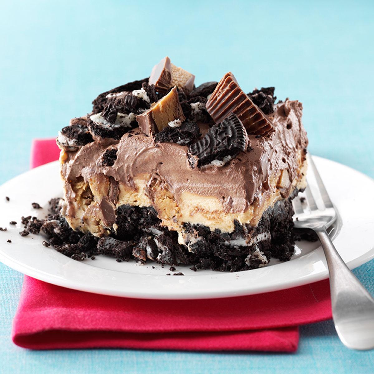 Best Desserts Recipes  Peanut Butter Chocolate Dessert Recipe
