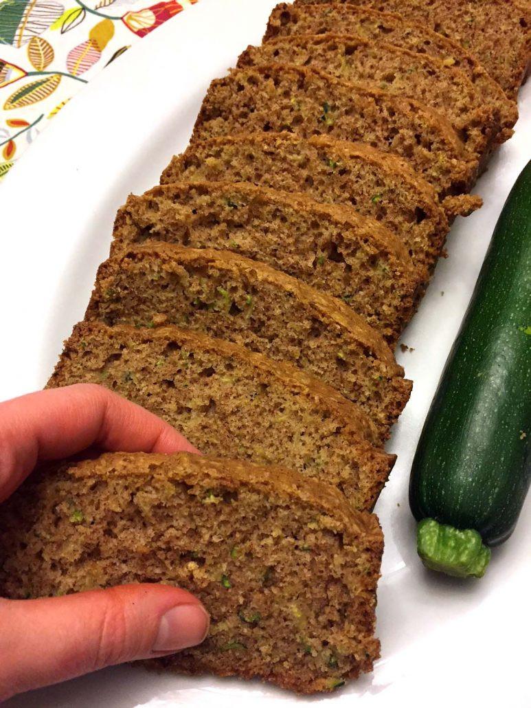 Best Ever Zucchini Bread  Easy Zucchini Bread – Best Zucchini Bread Recipe Ever