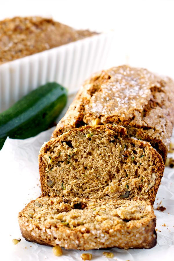 Best Ever Zucchini Bread  Mom's Zucchini Bread Recipe the best recipe ever • Food