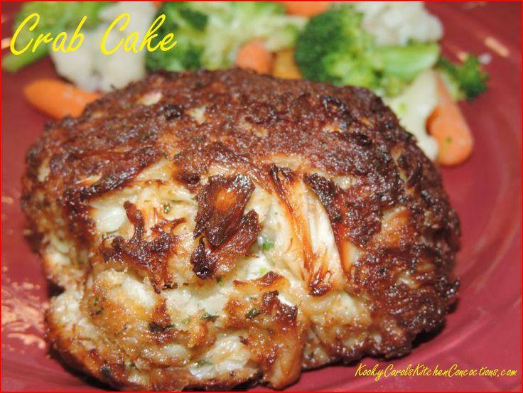 Best Maryland Crab Cake Recipe  Maryland Crab Cake Recipe Main Coarse