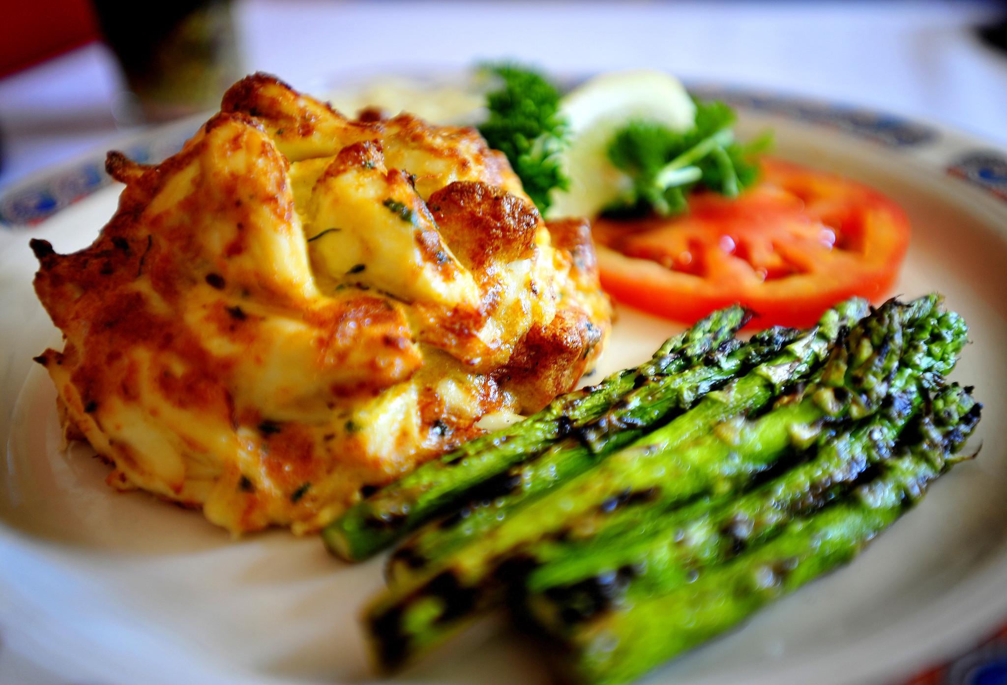 Best Maryland Crab Cake Recipe  American Restaurants Avalon NJ – Concord Café – Avalon NJ