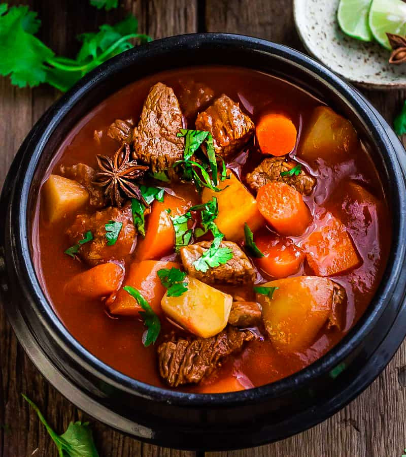Best Meat For Beef Stew  Homemade Beef Stew The BEST Classic RECIPE