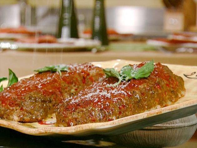 Best Meatloaf Recipe Food Network  1000 ideas about Italian Meatloaf on Pinterest