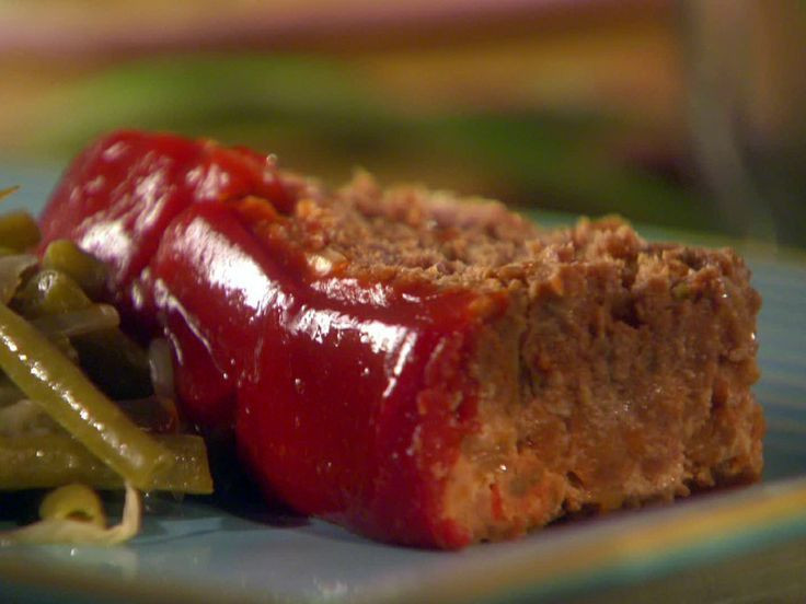 Best Meatloaf Recipe Food Network  Sunny Anderson from food network Meatloaf OH MY WORD