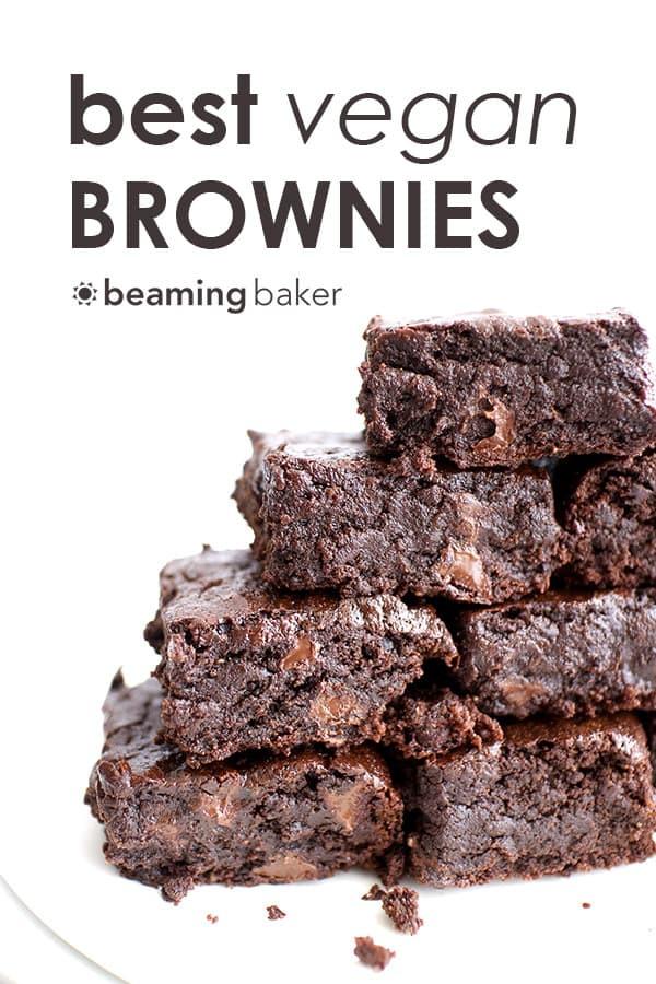 Best Vegan Brownies  Good Morning Breakfast Cookies Vegan Gluten Free