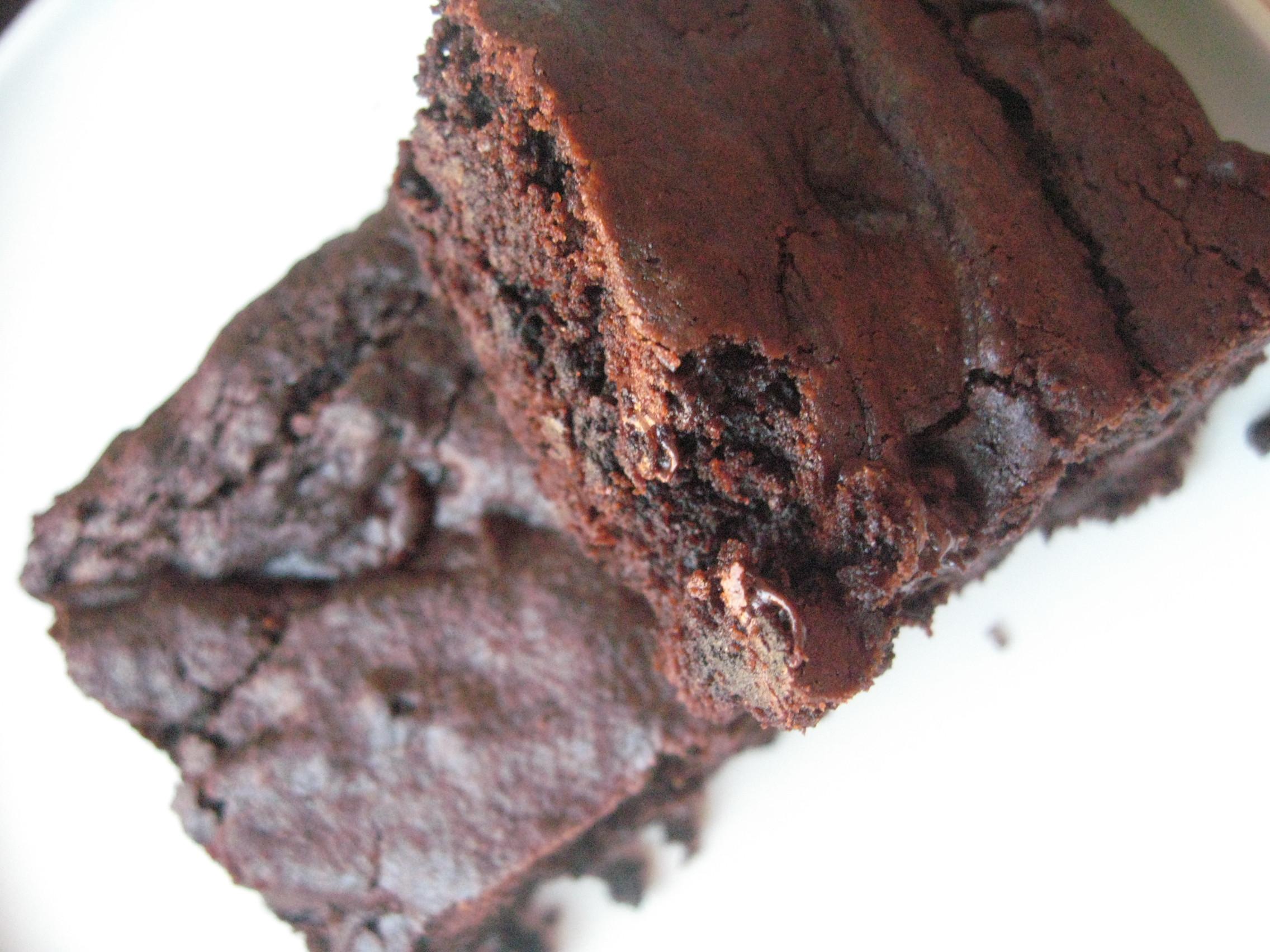 Best Vegan Brownies  Seriously THE Best Vegan Brownies