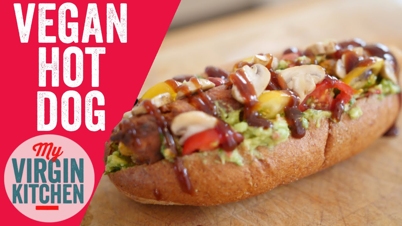 Best Vegan Hot Dogs  VEGAN HOT DOG