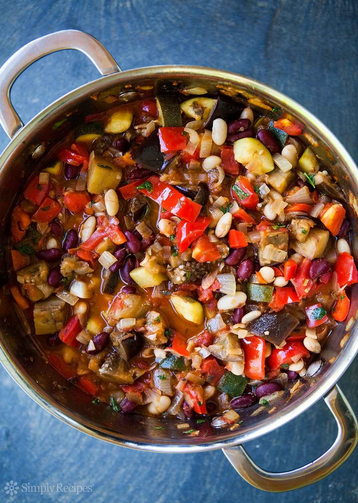 Best Vegetarian Chili  Ve arian Chili