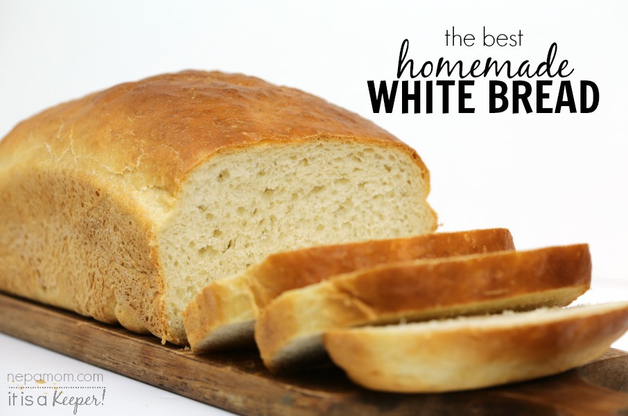 Best White Bread Recipe  The Best Homemade White Bread Recipe