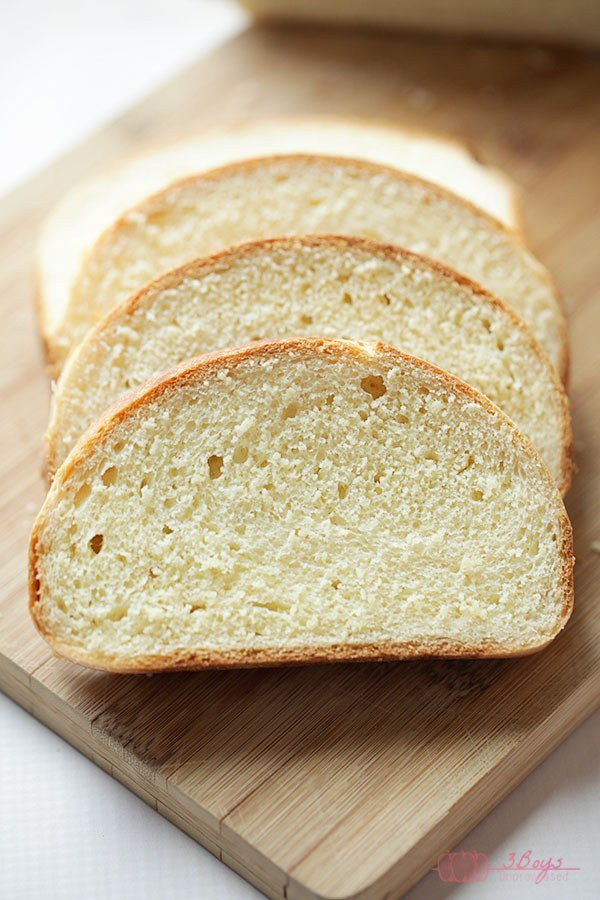 Best White Bread Recipe  The Best White Bread