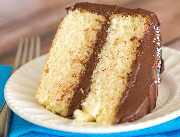 Best Yellow Cake Recipe  yellow cake recipe from scratch