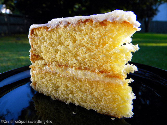 Best Yellow Cake Recipe  The Best e Bowl Yellow Cake Recipe — Dishmaps