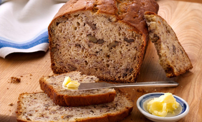 Betty Crocker Banana Bread  Buttermilk Banana Bread Recipe Relish