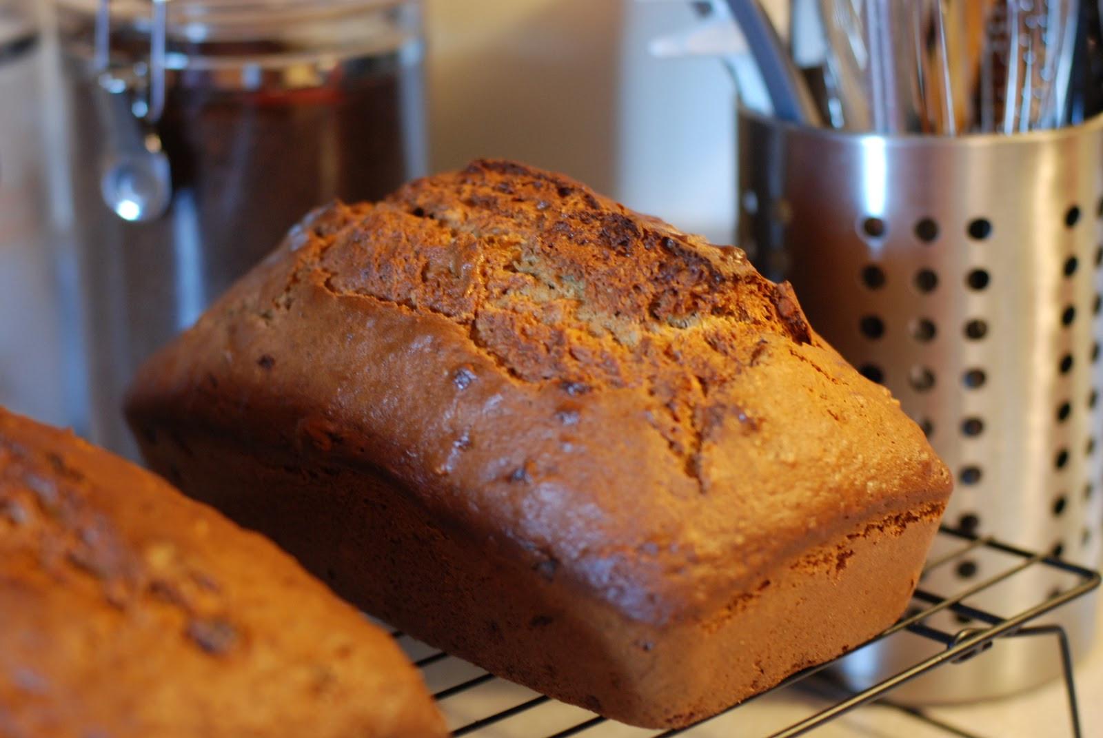 Betty Crocker Banana Bread  Treats and treasures Betty Crocker Banana Nut Bread