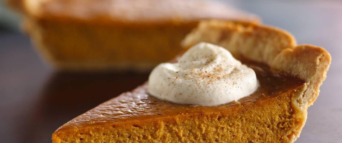 Betty Crocker Pumpkin Pie  Pumpkin Pie recipe from Betty Crocker