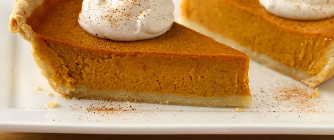Betty Crocker Pumpkin Pie  Skinny Pumpkin Pie recipe from Betty Crocker