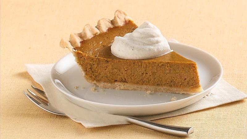 Betty Crocker Pumpkin Pie  Classic Pumpkin Pie