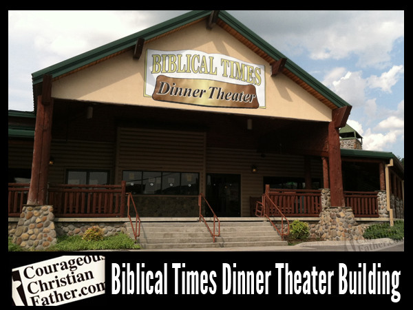 Biblical Times Dinner Theater  Biblical Times Dinner Theater Review