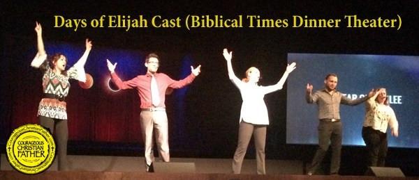 Biblical Times Dinner Theater  Days of Elijah Biblical Times Dinner Theater