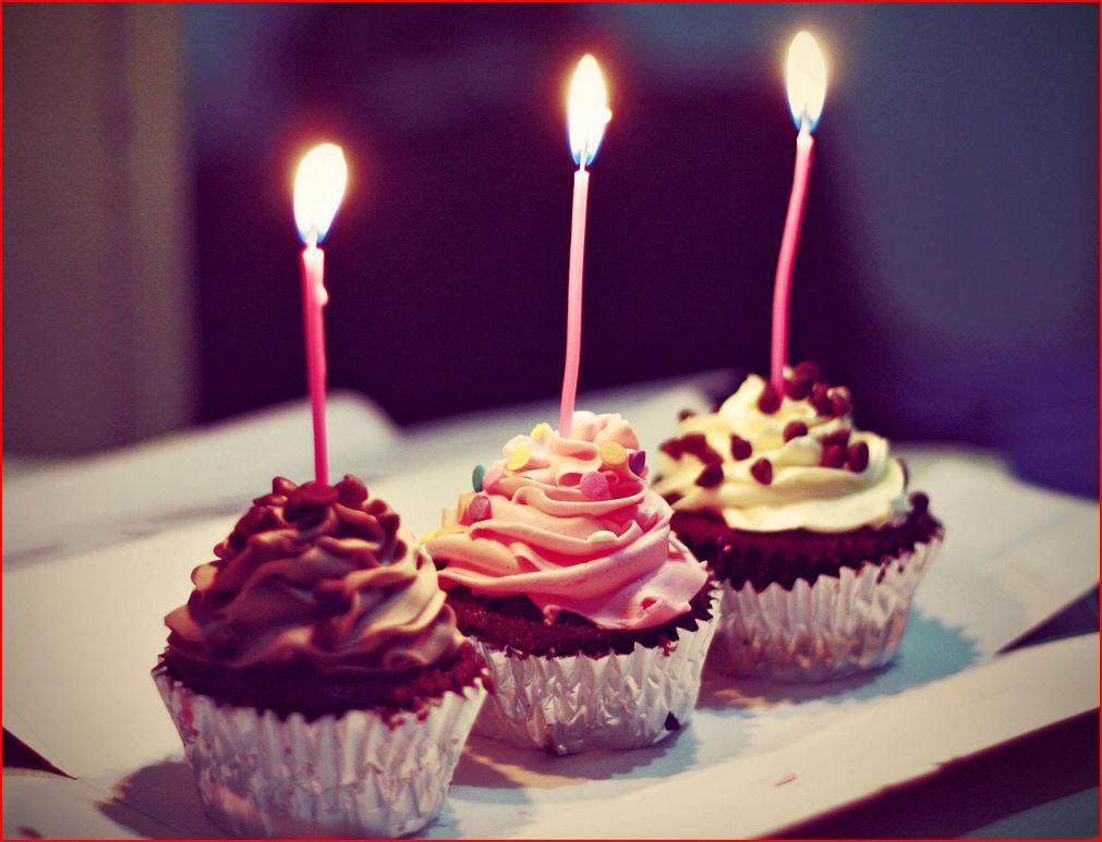 Birthday Cake Candles  Beautiful Birthday Cupcake ideas and Decorating