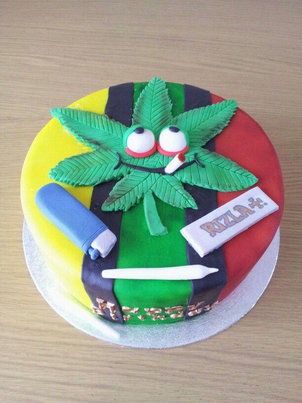 Birthday Cake Weed  Cannabis cake Legalize Pinterest