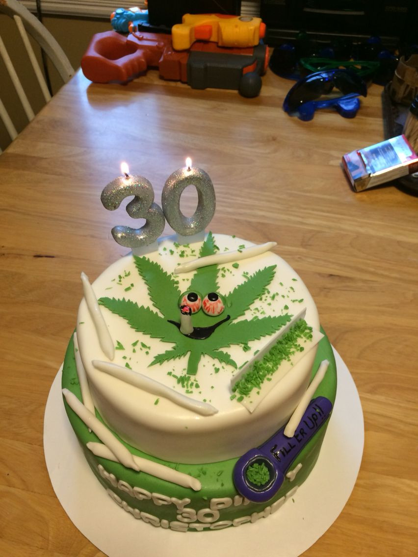 Birthday Cake Weed  Pin by natiera graham on Josh bday
