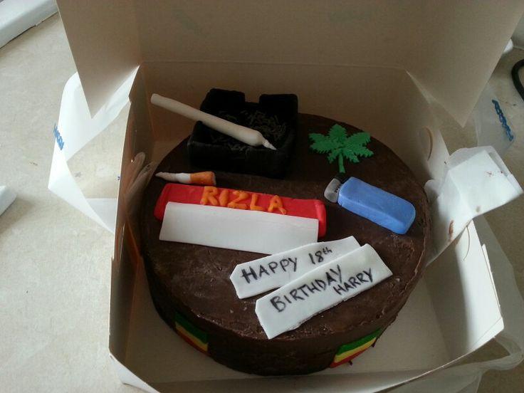 Birthday Cake Weed  1000 images about Marijuana cakes on Pinterest