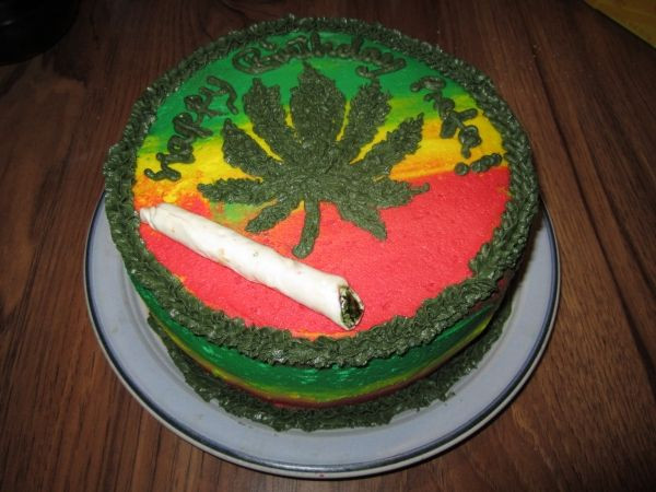 Swell 20 Of The Best Ideas For Birthday Cake Weed Best Recipes Ever Personalised Birthday Cards Veneteletsinfo