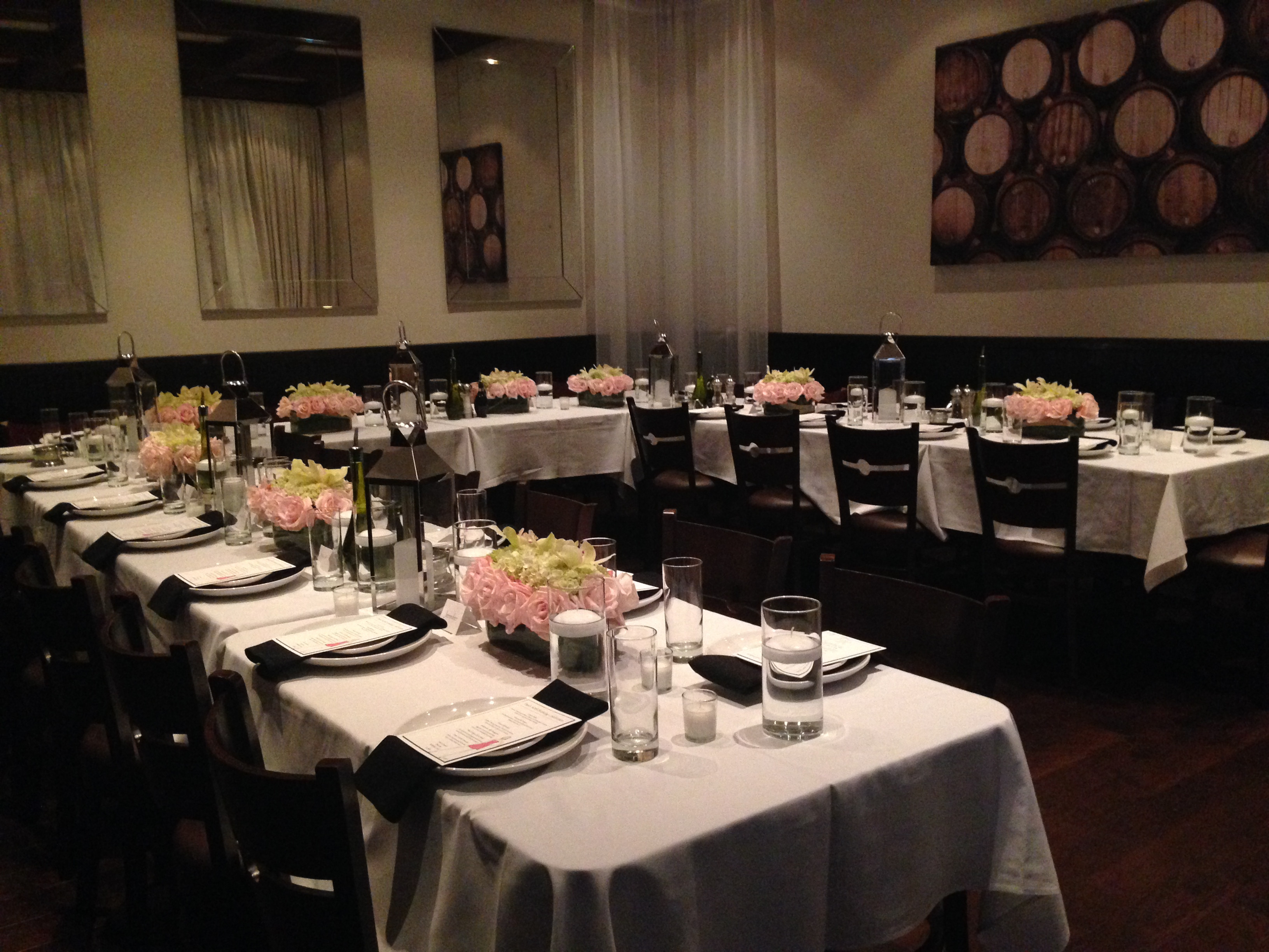 Birthday Dinner Restaurants  styledevent