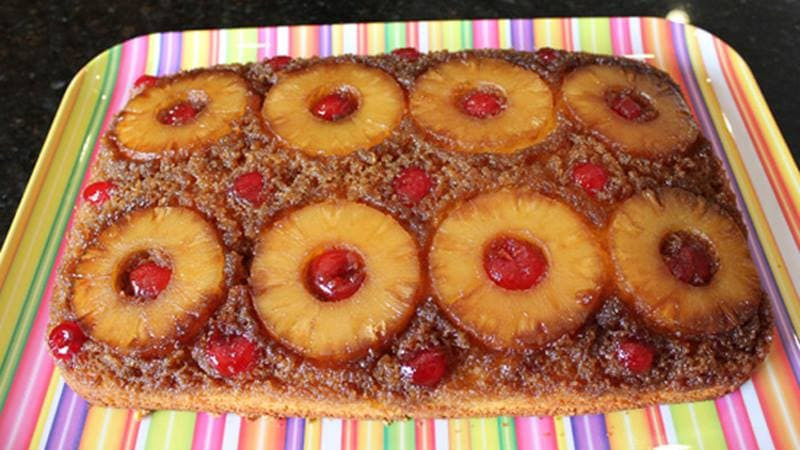Bisquick Pineapple Upside Down Cake  How to Make Pineapple Upside Down Cake BettyCrocker