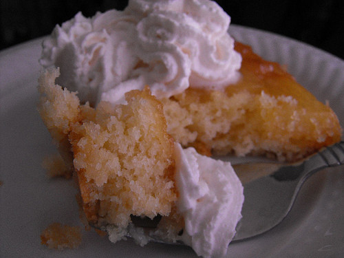 Bisquick Pineapple Upside Down Cake  Full Bellies Happy Kids Bisquick Upside Down Pineapple Cake