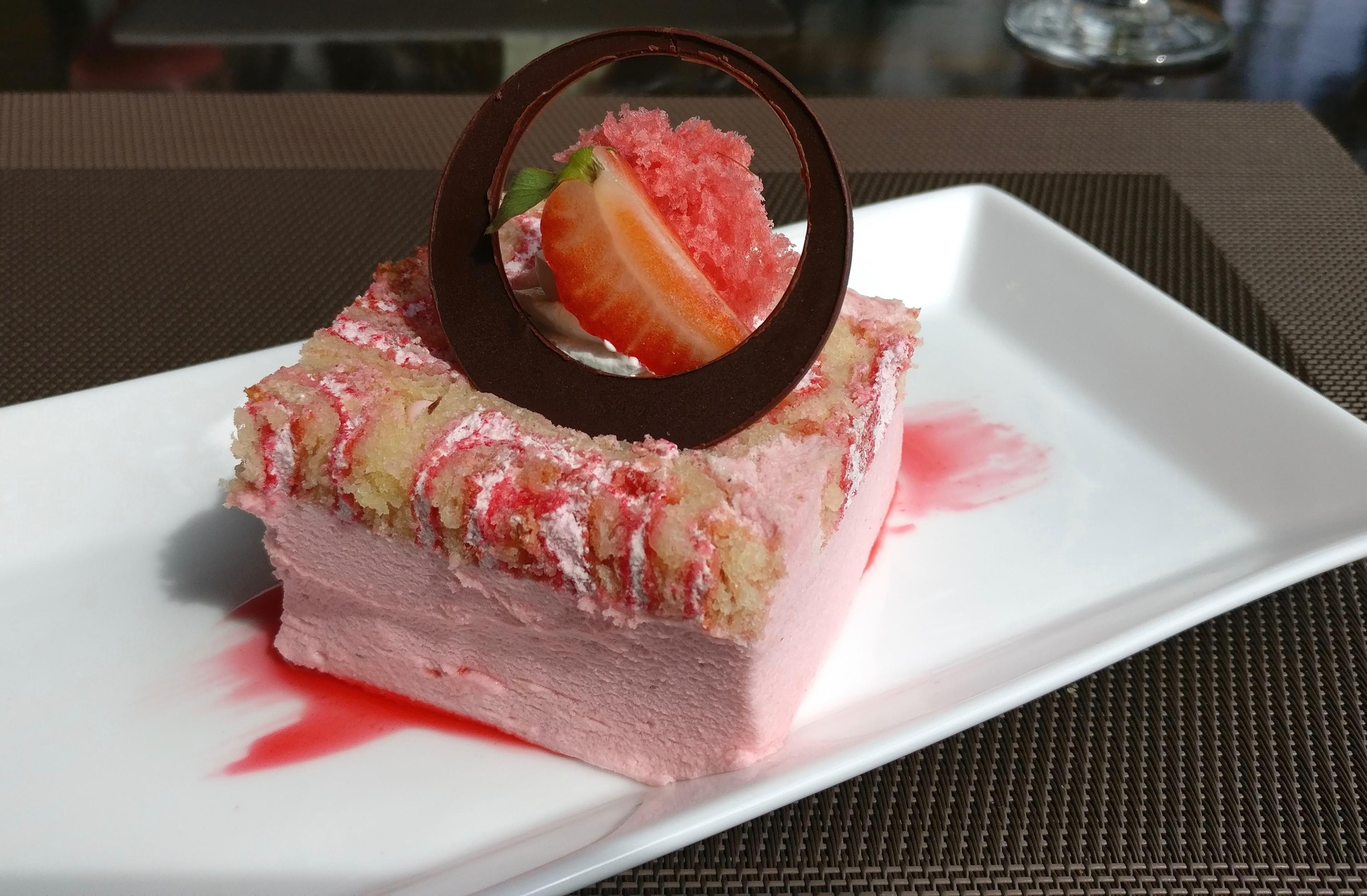 Bistro Dessert Crossword  Almonds Exclusive · YAMU