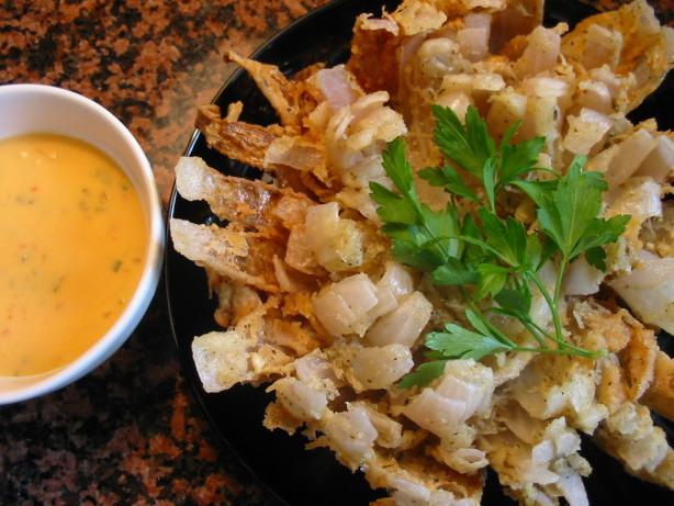 Bloomin Onion Sauce  Bloomin ion Recipe Food