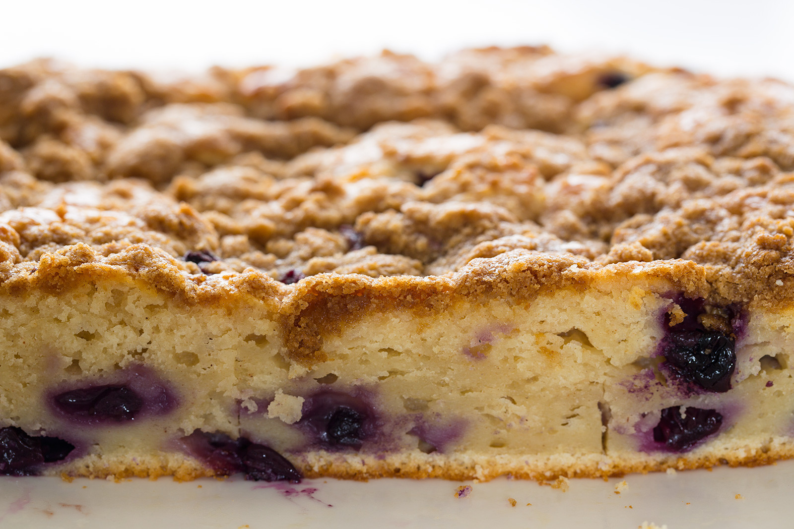 Blueberry Crumb Cake  Blueberry Cardamom Crumb Cake recipe