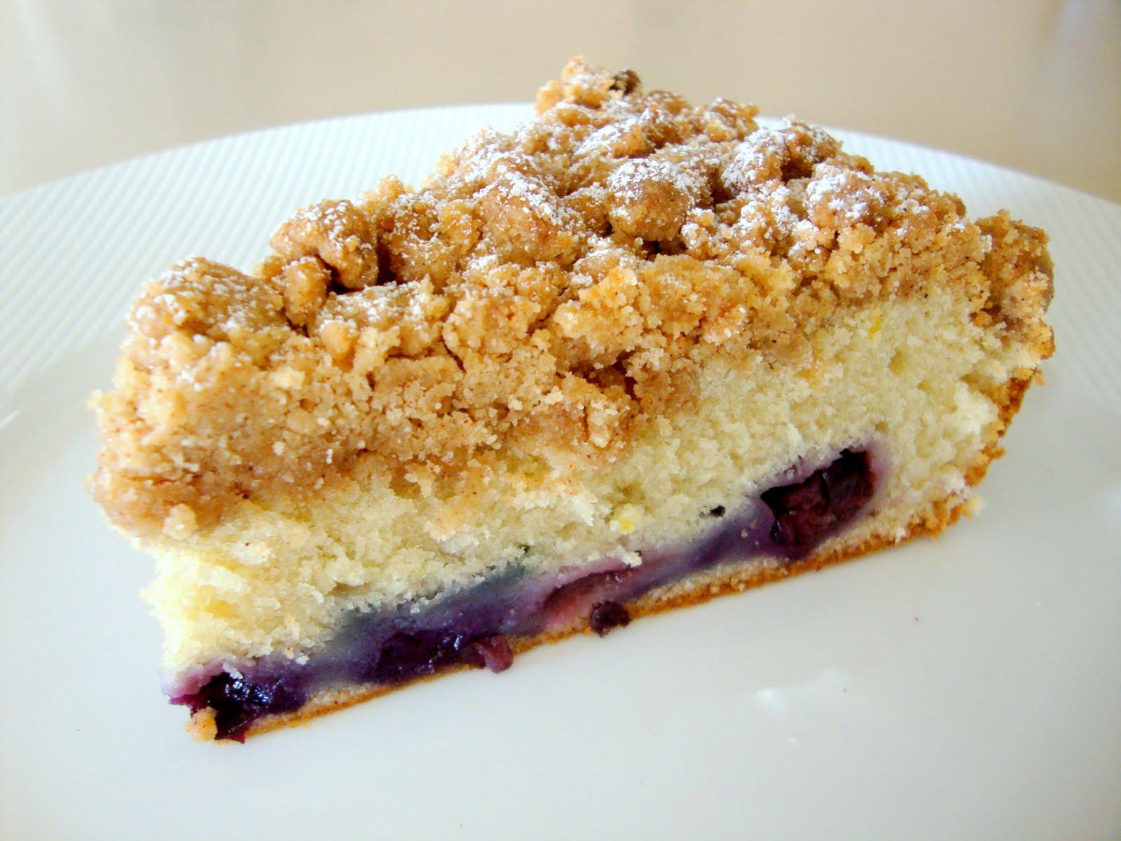 Blueberry Crumb Cake  AJ s Cooking Secrets Blueberry Crumb Cake