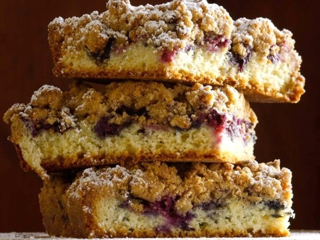 Blueberry Crumb Cake  Blueberry Crumb Cake