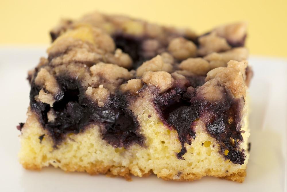 Blueberry Crumb Cake  Blueberry Crumb Cake Bake or Break