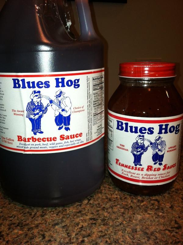 Blues Hog Bbq Sauce  Blues Hog BBQ Sauce