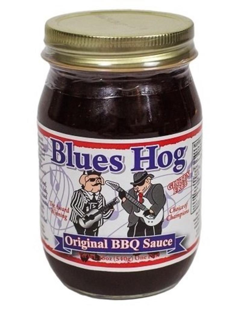 Blues Hog Bbq Sauce  Blues Hog Original BBQ Sauce 1 quart Vuur & Rook