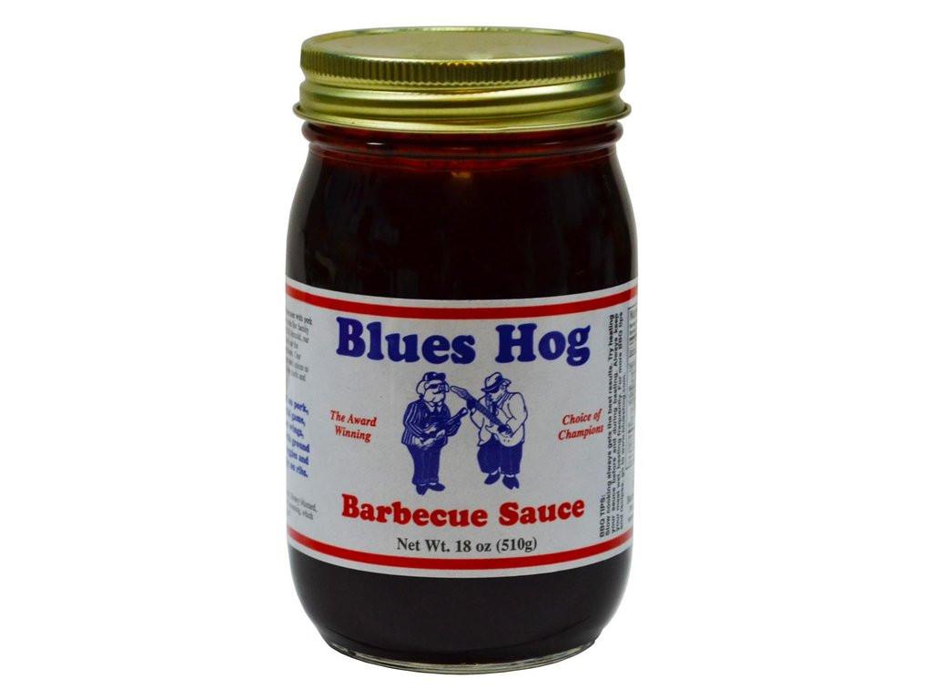 Blues Hog Bbq Sauce  Blues Hog The Original – GrillBillies Barbecue LLC