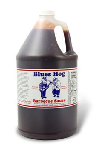 Blues Hog Bbq Sauce  Blues Hog Original BBQ Sauce 3 785 l 1 US Gal 128 oz