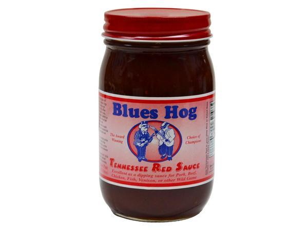 Blues Hog Bbq Sauce  Blues Hog Tennessee Red Sauce – GrillBillies Barbecue LLC