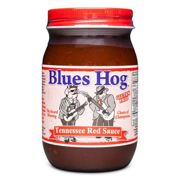 Blues Hog Bbq Sauce  Blues Hog Tennessee Red BBQ Sauce