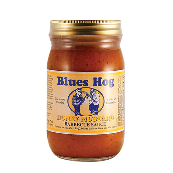 Blues Hog Bbq Sauce  Blues Hog Honey Mustard BBQ Sauce
