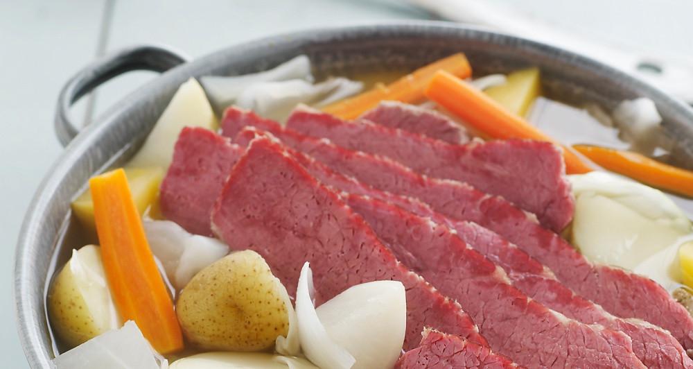 Boiled Dinner Recipe  New England Boiled Dinner Recipe Yankee Magazine