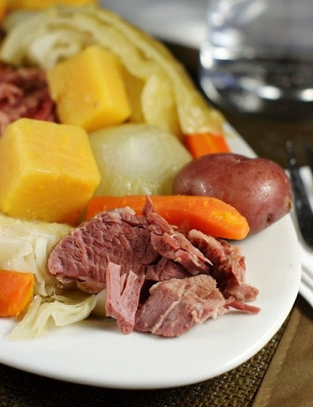 Boiled Dinner Recipe  Ultimate St Patrick's Day Corned Beef and Cabbage Recipe