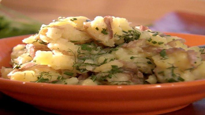 Boiled Potato Recipes  Boiled potatoes Recipes