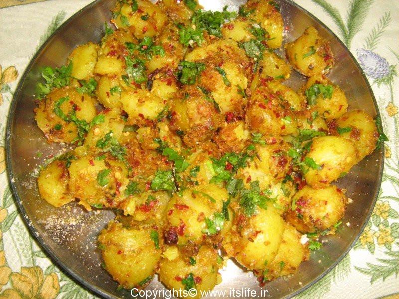 Boiled Potato Recipes  boiled baby potatoes