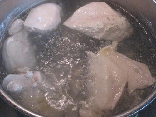 Boiling Chicken Breasts  Boiling Frozen Chicken